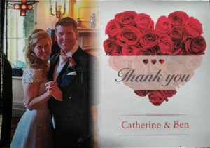 Catherine and Ben Wedding